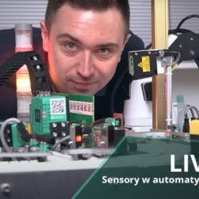 LIVE Q&A - Sensory w automatyce przemysłowej z Peppel+Fuchs
