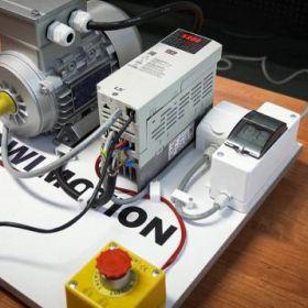 Szkolenie z podstaw przemienników częstotliwości / falowników z DWI Motion - Dawid Wróblewski