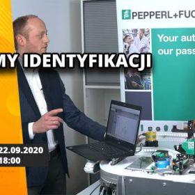 RFID I SYSTEMY IDENTYFIKACJI OPTYCZNEJ 1D I 2D – LIVE Z FIRMĄ PEPPERL+FUCHS