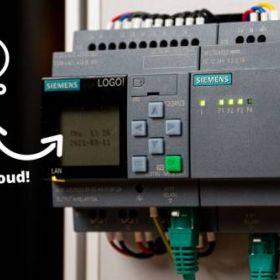 Jak połączyć sterownik LOGO! z chmurą i po co to robić?