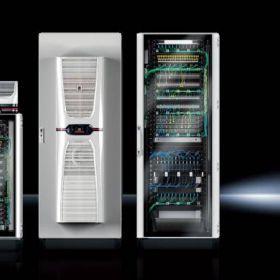 Personalizuj szafę sterowniczą z narzędziem Rittal Configuration System